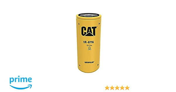 CAT 1R0716 Engine Oil Filter