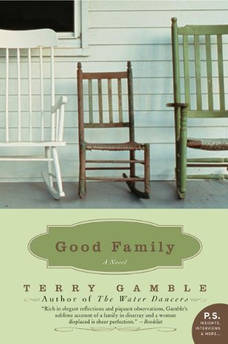Good Family: A Novel cover