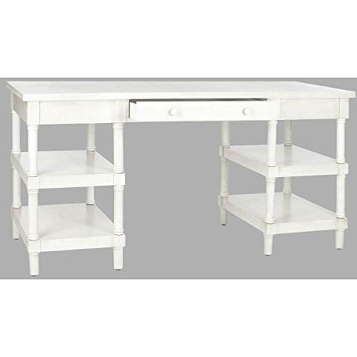 Safavieh American Homes Collection Dixon White Washed Desk (Dixon Collection)