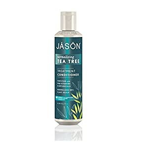 Jason Treatment Conditioner, Normalizing Tea Tree, 8 Ounce