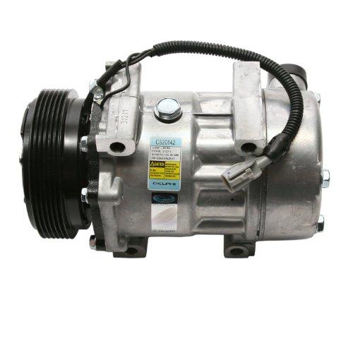 (Delphi CS20142 7H15 New Air Conditioning Compressor)