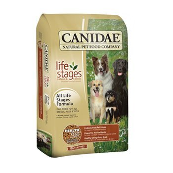 Canidae Life Stages All Life Stages Dog Food 15 lbs. .