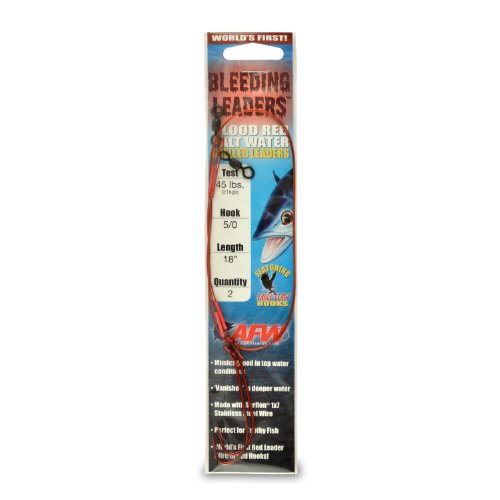American Fishing Wire Bleeding Snelled product image
