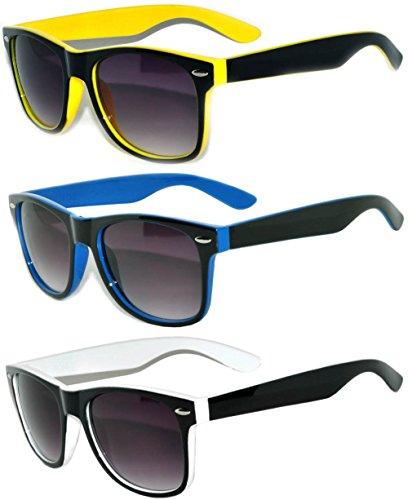 Vintage Sunglasses Smoke Retro Stylish product image