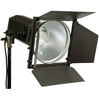 ALZO 3000 High Intensity LED Video and Photo Light with Barndoor