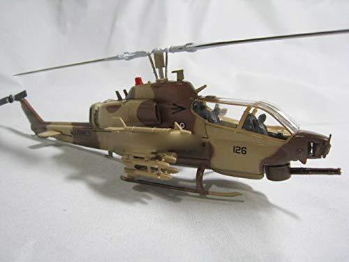 Cobra Diecast Model - FloZ USA AH-1 1/72 diecast Plane Model Aircraft