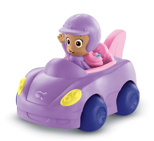 Fisher-Price Nickelodeon Bubble Guppies: Molly and Violet Racer