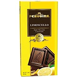 Perugina Limoncello Dark Chocolate Bar Cs/12 Bars by Perugina