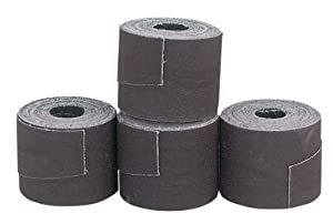 DELTA 31-819 120 Grit Pre-Cut Sanding Strips for Model 31-255
