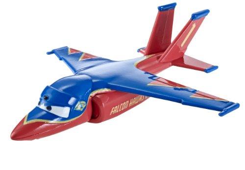 MATTEL Disney-PIXAR `CARS TOON` AIR MATER `TAKE FLIGHT` FALCON HAWK 1 Walmart マテル 「カーズ」 エアーメーター 「テイクフライト」 オートノート・メーター ファルコンホーク 1の商品画像