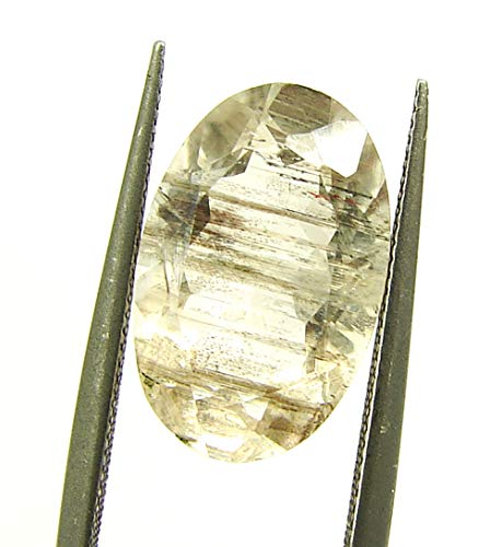 4.05 Ct Natural Scapolite Loose Gemstone Oval Cut Top Quality Nice Stone - 27987