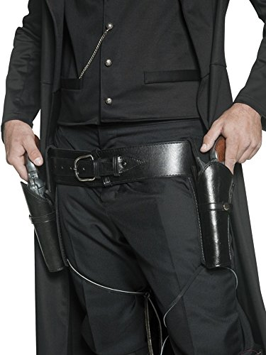 Authentic Belt & Holster