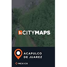 City Maps Acapulco de Juarez Mexico