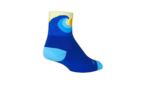 Orange LG//XL SockGuy Classic Trippin Sock