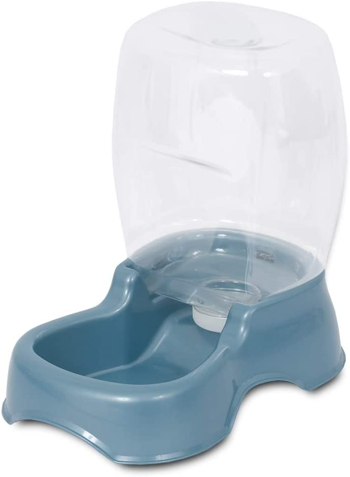 Petmate Pet Cafe Waterer Cat and Dog Water Dispenser 4 Sizes