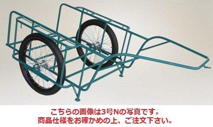 ハラックス スチールリヤカー スチール製リヤカー 5号N (car-5n) B075JD2VZN