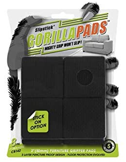 GorillaPads CB142 Furniture Grippers Protectors product image