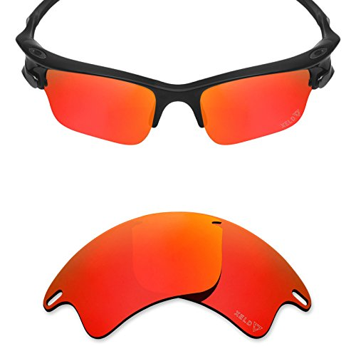 Mryok XELD Replacement Lenses for Oakley Fast Jacket XL - Johnny - Lenses Oakley Fast Xl Jacket