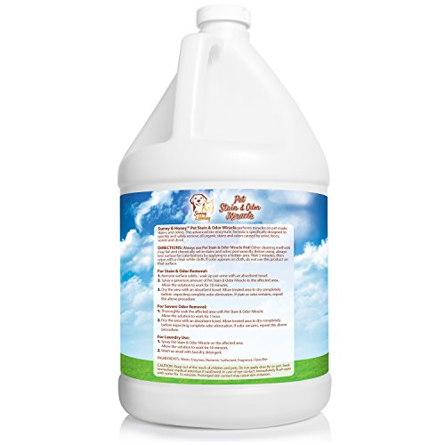 Pet Stain Amp Odor Remover Enzyme Cleaner Odor Eliminator