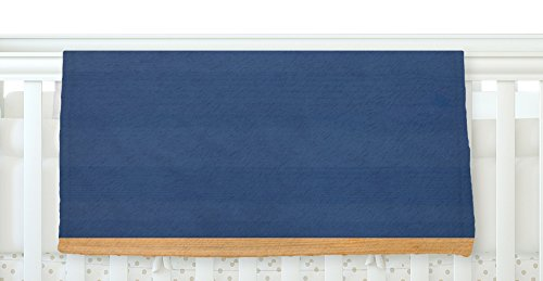 KESS InHouse KESS Original ''Spring Swatch - Blue Lavender'' Purple Wood Fleece Baby Blanket, 40'' x 30''