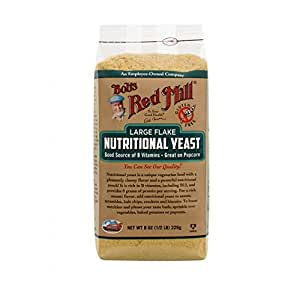 Bob's Red Mill Large Flake Nutritional Yeast, 226 gm