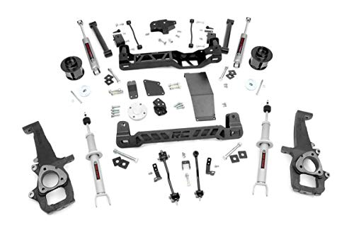 6 Inch Lift Kit With Shocks Struts For 12 18 Dodge Ram 1500 4wd 33223