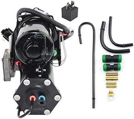 Luftfederkompressor Pumpe Relais Rohr Kit Hitachi Typ Lr023964 Lr015303 Lr044360 Für 2005 2009 Discovery 3 Ran Ge Ro Ver Sport Auto
