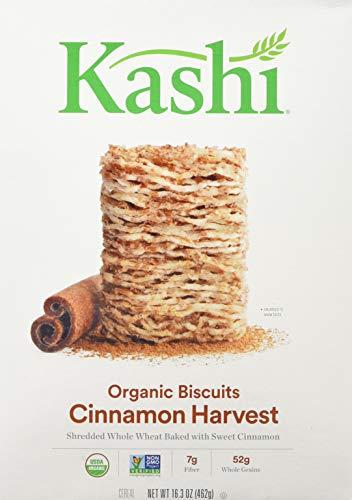 Kashi Breakfast Cereal Cinnamon Harvest Non-GMO Project Verified
