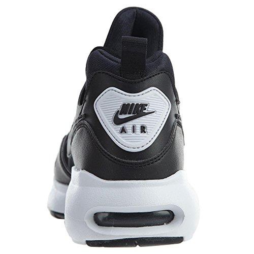 Nike Mænds Air Max Prime Sl Løbesko Sort / Sort / Hvid HzsUX