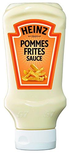 Heinz Pommes Frites Sauce USD, 10er Pack (10 x 400 ml)