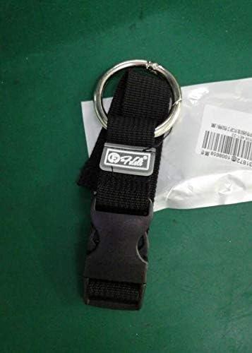 Add-a-Bag Correa de Equipaje cintur/ón Titular de la Chaqueta agarrador Equipaje Maleta Clip Accesorios de Viaje