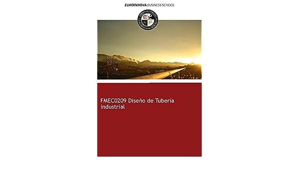 Libro de FMEC0209 Diseño de Tubería Industrial: Amazon.es: Euroinnova Formación: Libros