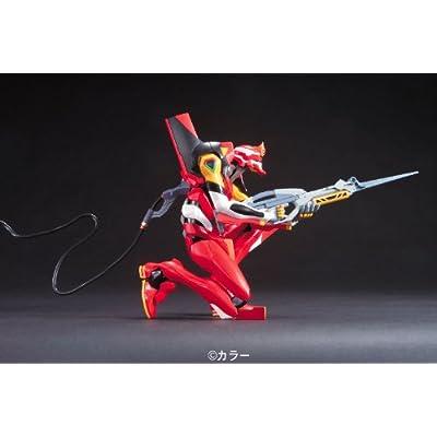 Bandai Hobby HG #05 EVA-02 Evangelion: 2.0 Version Evangelion Model Kit: Toys & Games