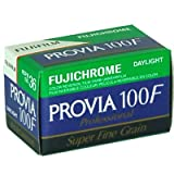 Fujifilm Fujichrome Provia 100F Color Slide Film ISO 100, 35mm, 36 Exposures