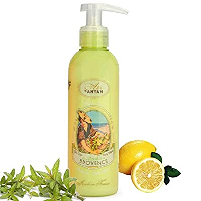 Un Air d'Antan® Vintage Sommer Bodylotion mit Arganöl und Shea Butter Provence – Exclusiv Parfum: Verbena, Bergamotte…