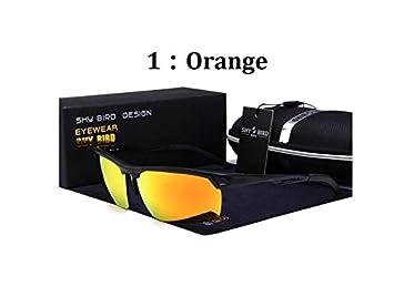 Gafas De Sol Espejo Hombre Polarizadas - Gafas Polarizadas Deportivas De Calidad - Gafas De Sol
