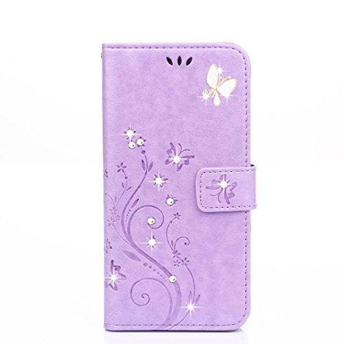 Wallet Case For Apple iPod touch 5/6 (Pink) - 5