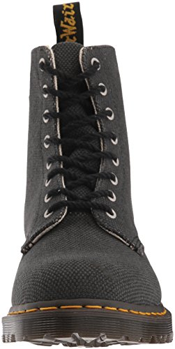 Canvas Martens Fashion Pascal Black Military Dr Boot xEa8fxw