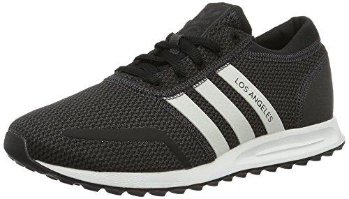 adidas los Angeles, Zapatillas Unisex Adulto Negro (Utility Black F16/ftwr White/core Black)