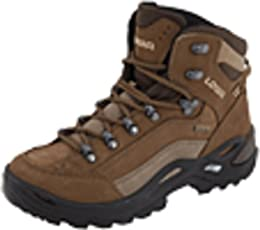 The Lowa Renegade GTX Mid Hiking Boots