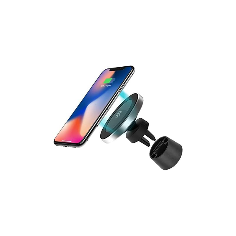 Magnetic Wireless Car Charger - for Appl