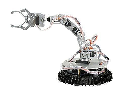 (Global Specialties R700 Vector Robotic Arm, Programmable, 18