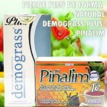 Demograss Plus and Piñalim Tea Set, Mexican Version, 30 day supply