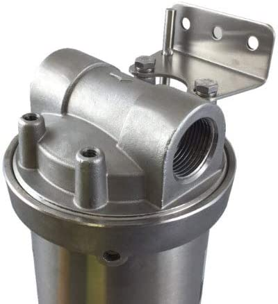 Hydro-Genics #ESS-LD-10-1 Water Filter Housing