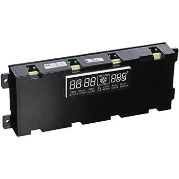 amazon com general electric wb27x10311 control board home general electric wb27t11311 oven control board