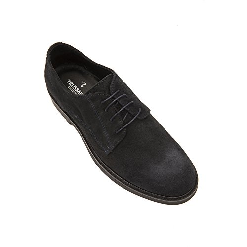 Trussardi Collection Herren Schnürschuhe Marine