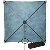 Studio Assets 8 x 8 PXB Pro Portable X-Frame Background System without Muslin
