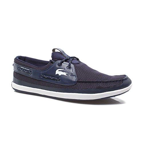 0db3a0d670b4f8 Lacoste Men s L.andsailing TRF Boat Shoe