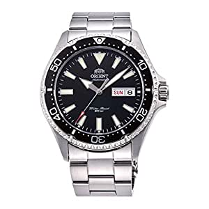 Orient Mens Analogue Automatic Watch with Stainless Steel Strap RA-AA0001B19B