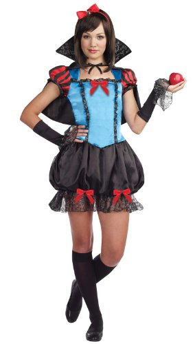 Gothic Fairytale Princess Teen Costumes - Dreamgirl - Gothic Fairytale Princess Teen